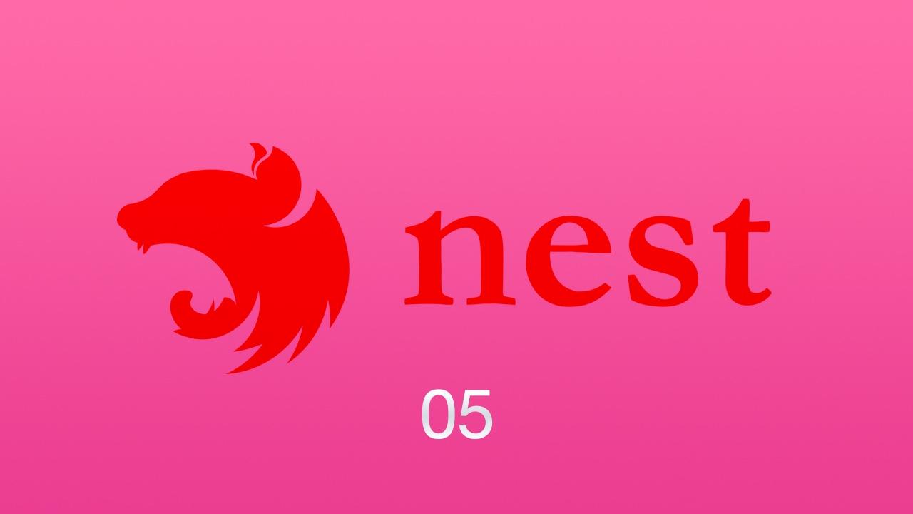 #5 在 Nestjs 中玩转 TypeORM part 1
