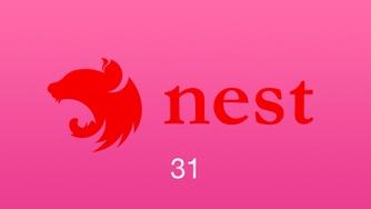 #31 nestjs 安全性
