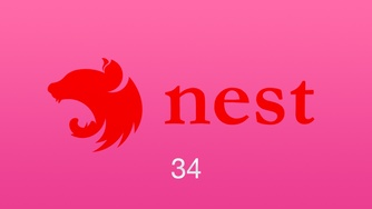 #34 nestjs graphql 文件上传 part 3  - md5 作为文件名