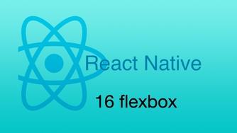 #16 flexbox