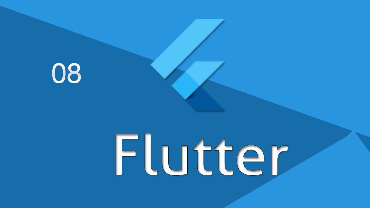 Flutter 零基础入门实战视频教程 #08 Scaffold && AppBar