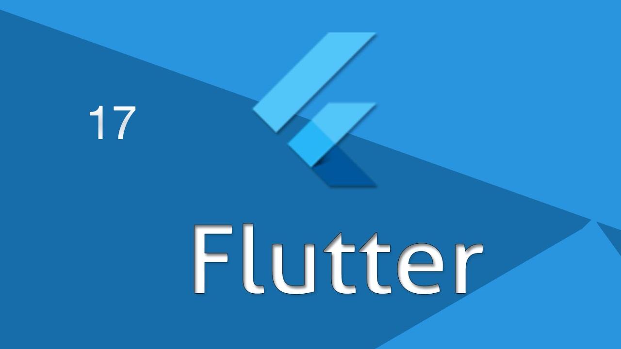 Flutter 零基础入门实战视频教程 #17 Row
