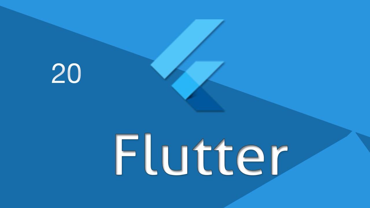 Flutter 零基础入门实战视频教程 #20 Expanded Widgets