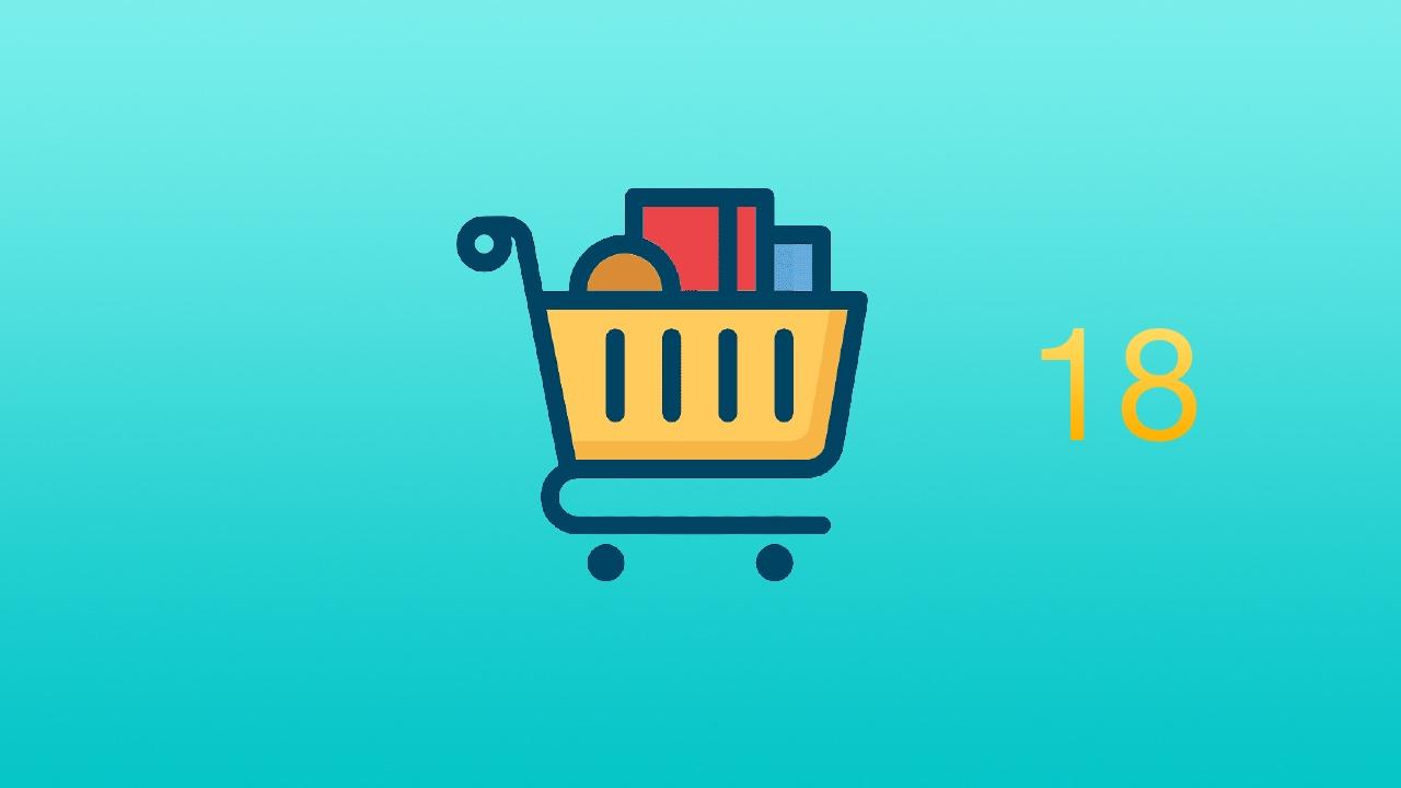 React + Redux + Express + Mongodb 零基础开发完整大型商城网站视频教程 #18 第三部分 - 数据种子脚本