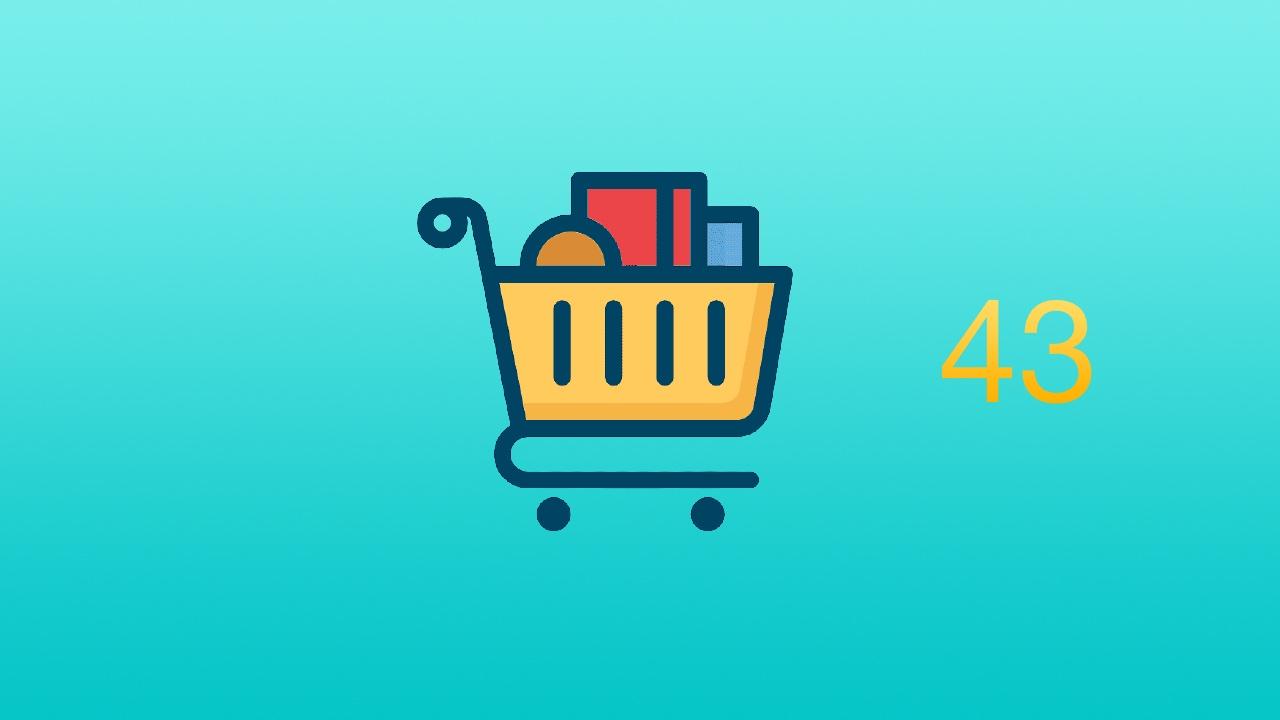 React + Redux + Express + Mongodb 零基础开发完整大型商城网站视频教程 #43 第七部分 - 前端用户登录注册和个人信息 - 在导航条显示用户信息 - 退出登录