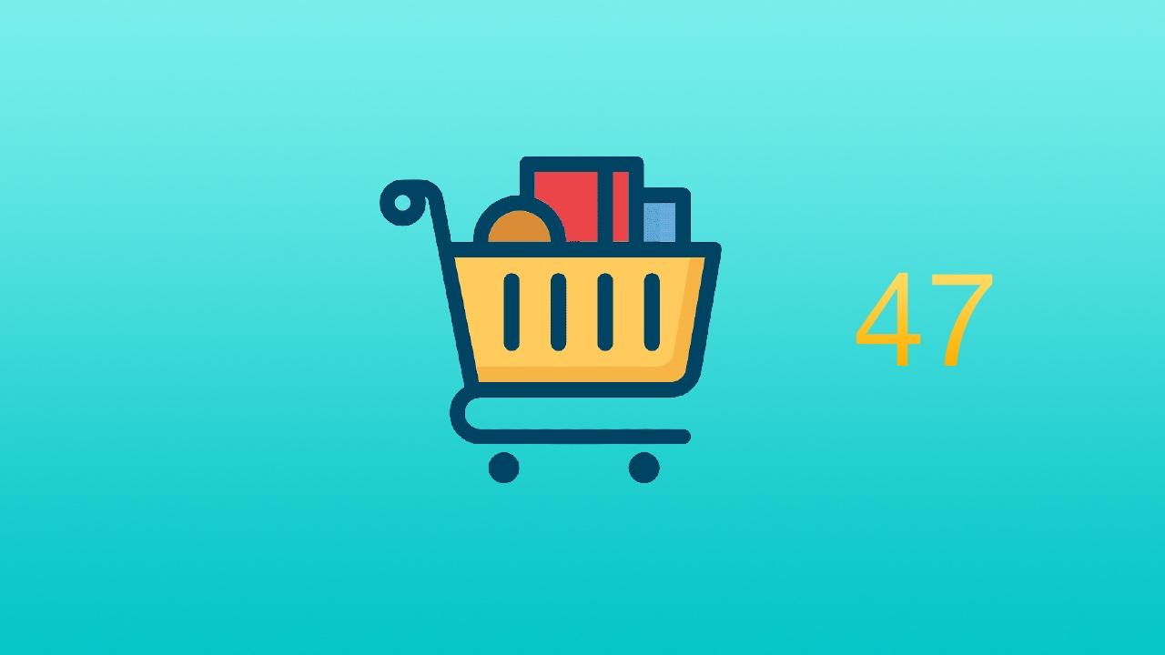 React + Redux + Express + Mongodb 零基础开发完整大型商城网站视频教程 #47 第七部分 - 前端用户登录注册和个人信息 - 个人信息页面