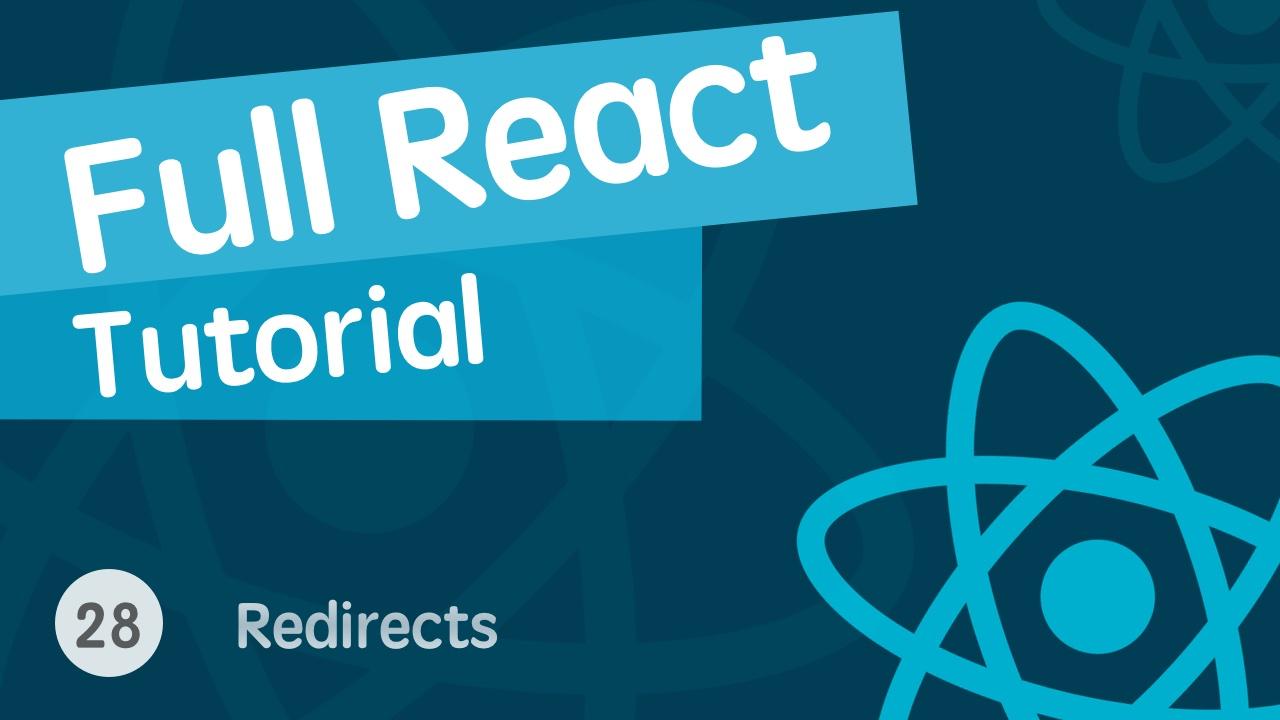 React & React Hook & React Router 基础入门实战视频教程 28 跳转