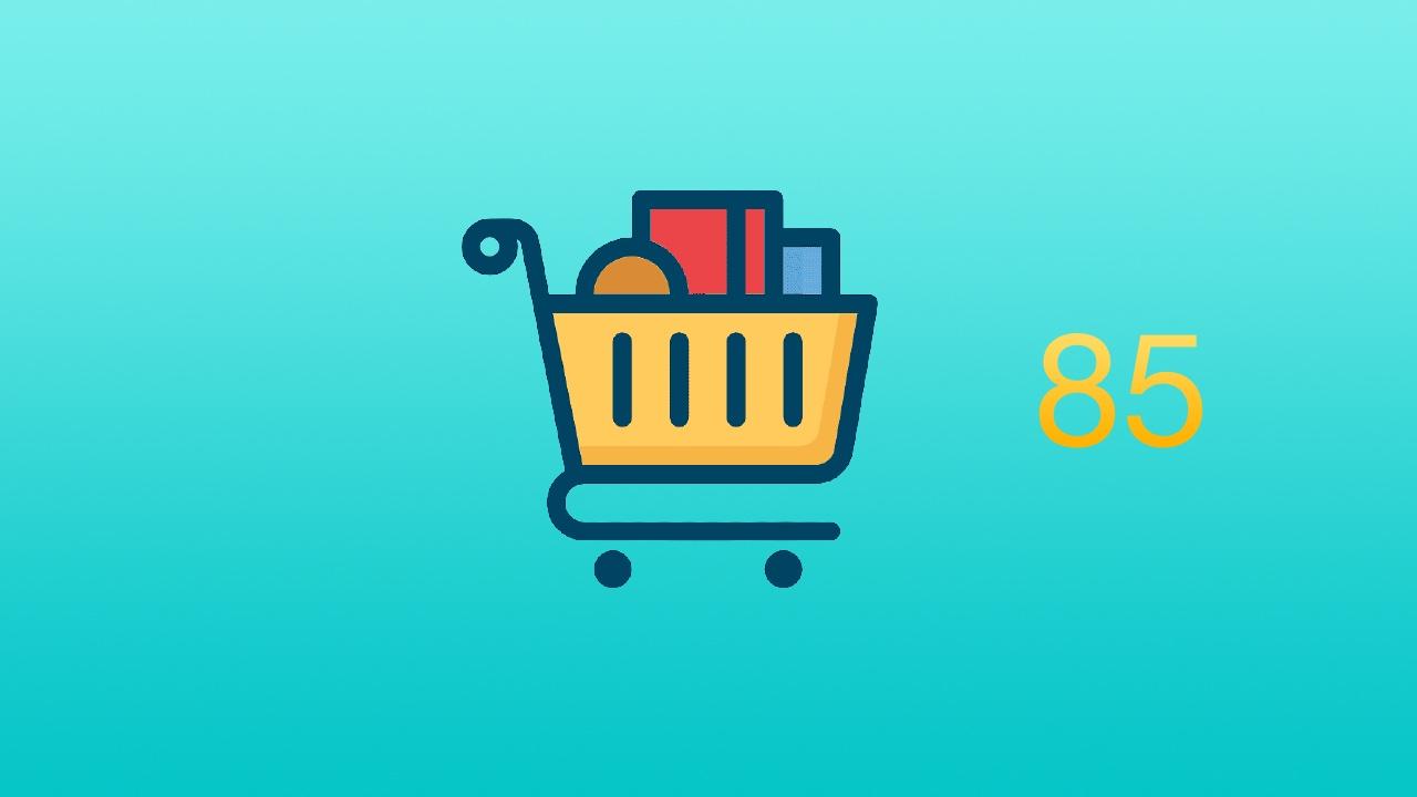 React + Redux + Express + Mongodb 零基础开发完整大型商城网站视频教程 #85 第十一部分 - 商品评论与搜索 - 前端商品评论 p1