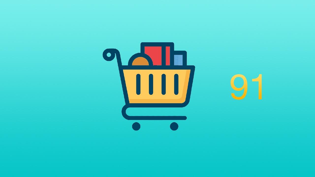React + Redux + Express + Mongodb 零基础开发完整大型商城网站视频教程 #91 第十一部分 - 商品评论与搜索 - 分页