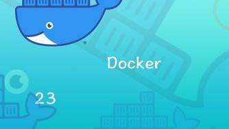 Docker 从入门到实战视频教程 23 写 Dockerfile 实战 - React 应用开发环境