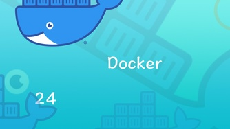 Docker 从入门到实战视频教程 24 写 Dockerfile 实战 - React 应用生产环境