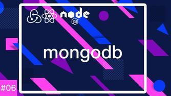 React & Redux & React-Router & Node.js 实战 crud 项目 #6 连接数据库 MongoDB