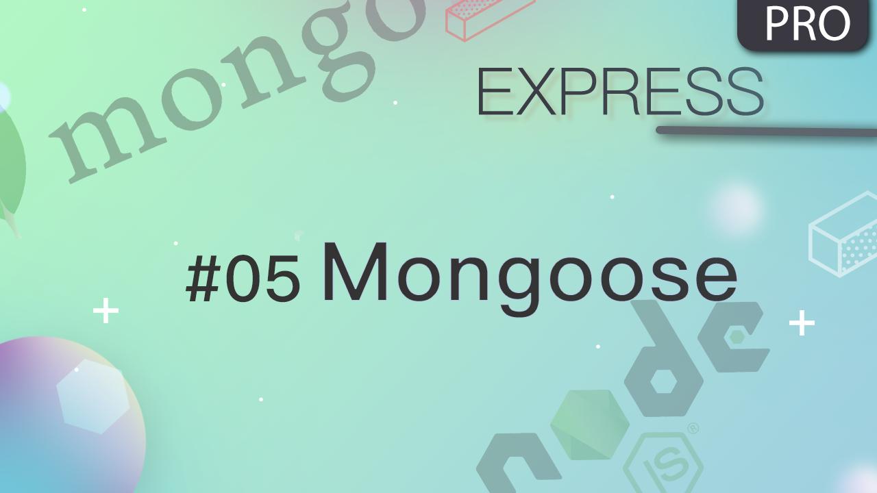 Node.js + Express 实现多用户博客系统 #5 Node.js 使用 Mongoose 连接 MongoDB 数据库