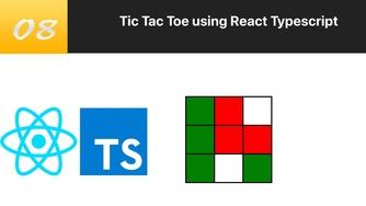 TypeScript 结合 React 写三连棋游戏 #8 开始写游戏画出棋盘