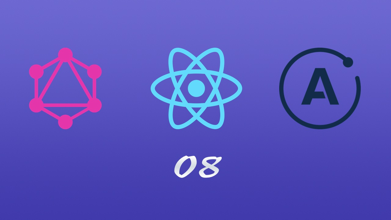 GraphQL + React + React Router + Apollo 实战视频教程 #8 classnames 和 React-moment