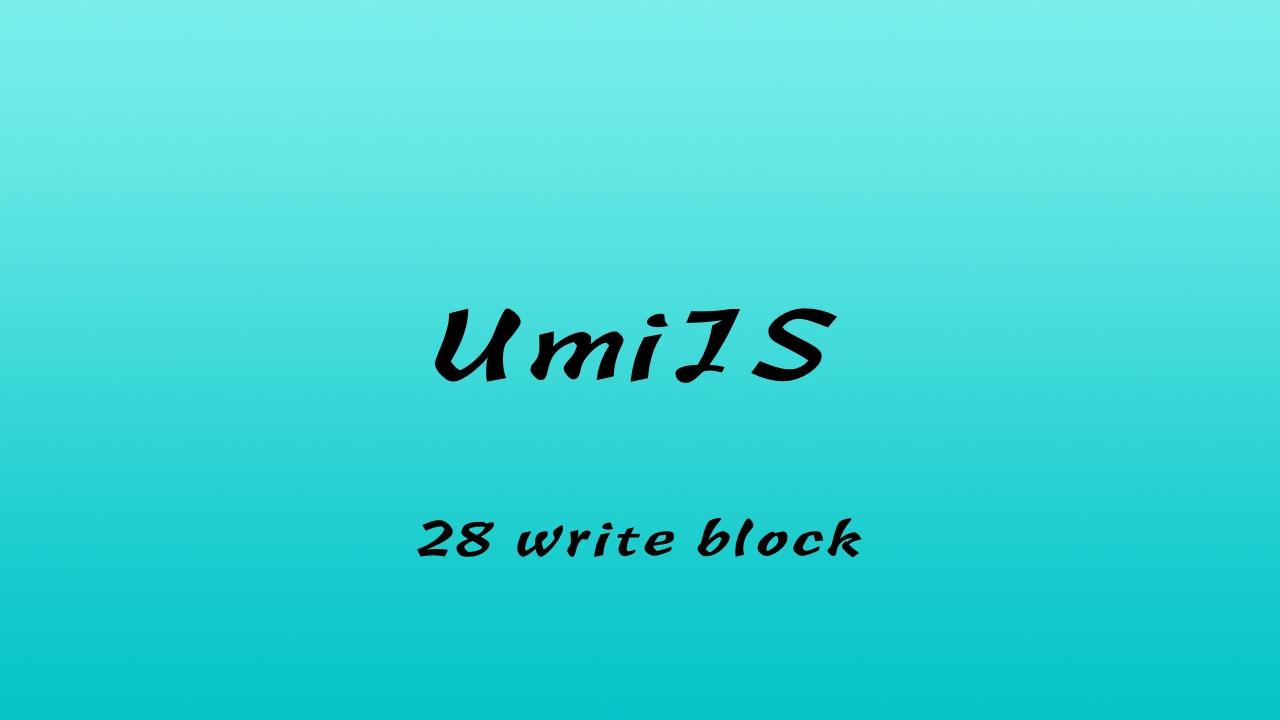 轻松学 UmiJS 视频教程 #28 使用自己开发的区块 - block - 三更