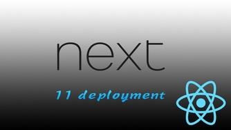 React SSR & Next.js & GraphQL & TypeScript 入门与进阶实战视频教程 #11 如何部署
