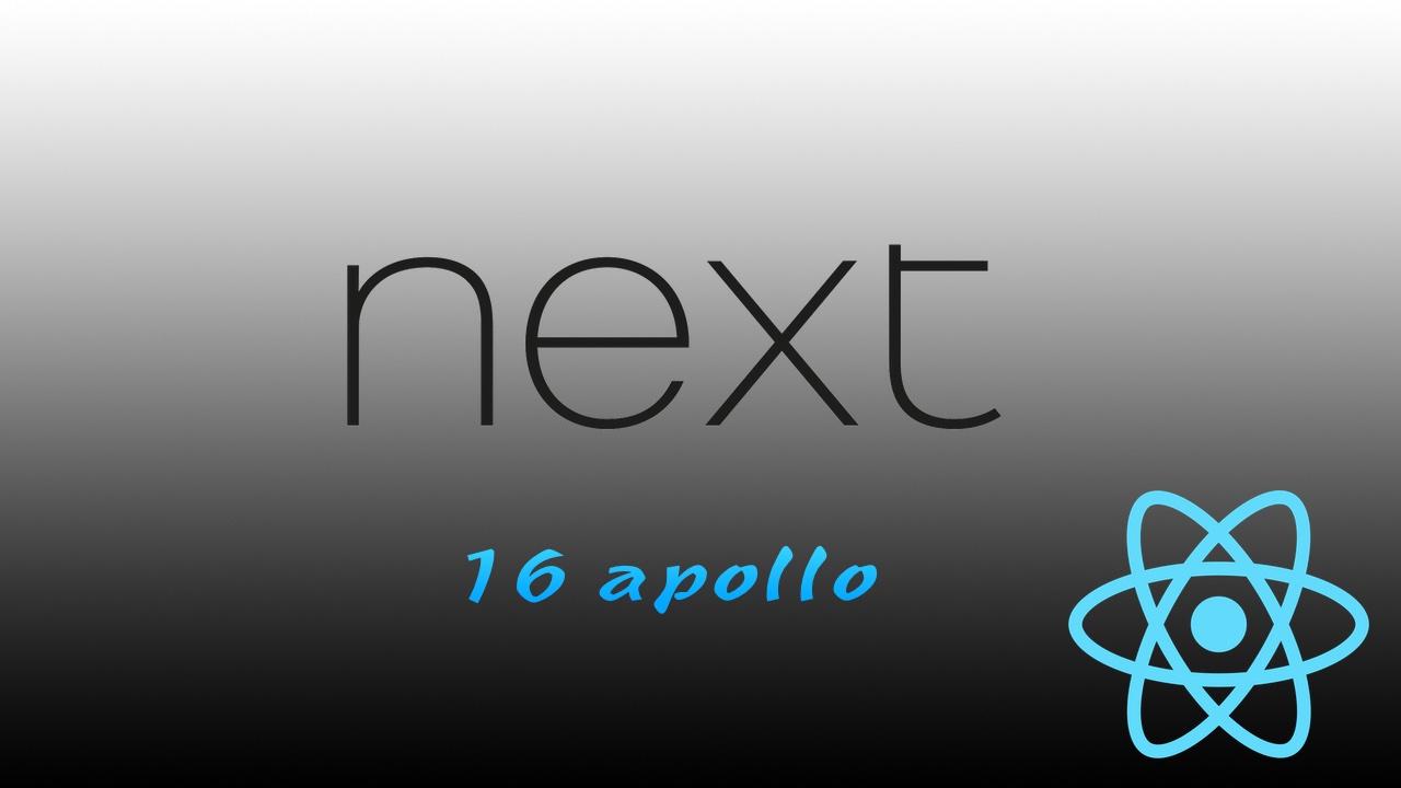 React SSR & Next.js & GraphQL & TypeScript 入门与进阶实战视频教程 #16 实战 - 完成 apollo 项目
