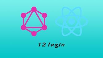 GraphQL + React Apollo + React Hook + Express + MongoDB 大型前后端分离项目实战之后端 #12 完成登录功能