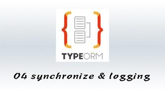 #4 详解 typeorm 配置文件 ormconfig.json