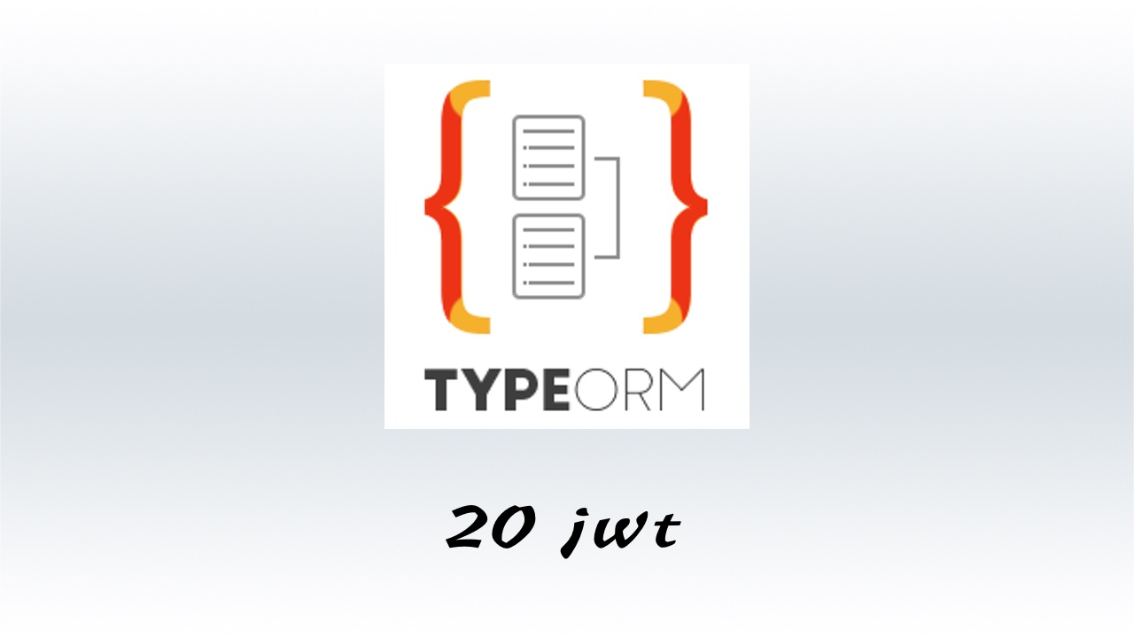 #20 生成 json web token 完成注册功能