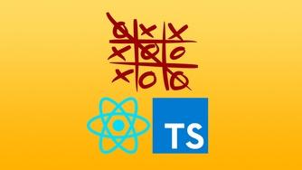 TypeScript 结合 React 写三连棋游戏