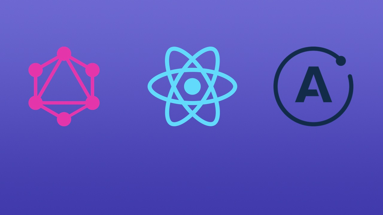 GraphQL + React + React Router + Apollo 实战视频教程
